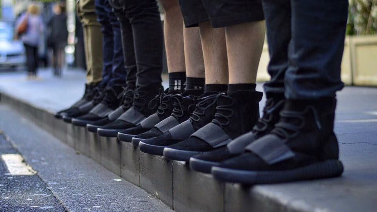 Chance of Owning Yeezy Boost Sneakers