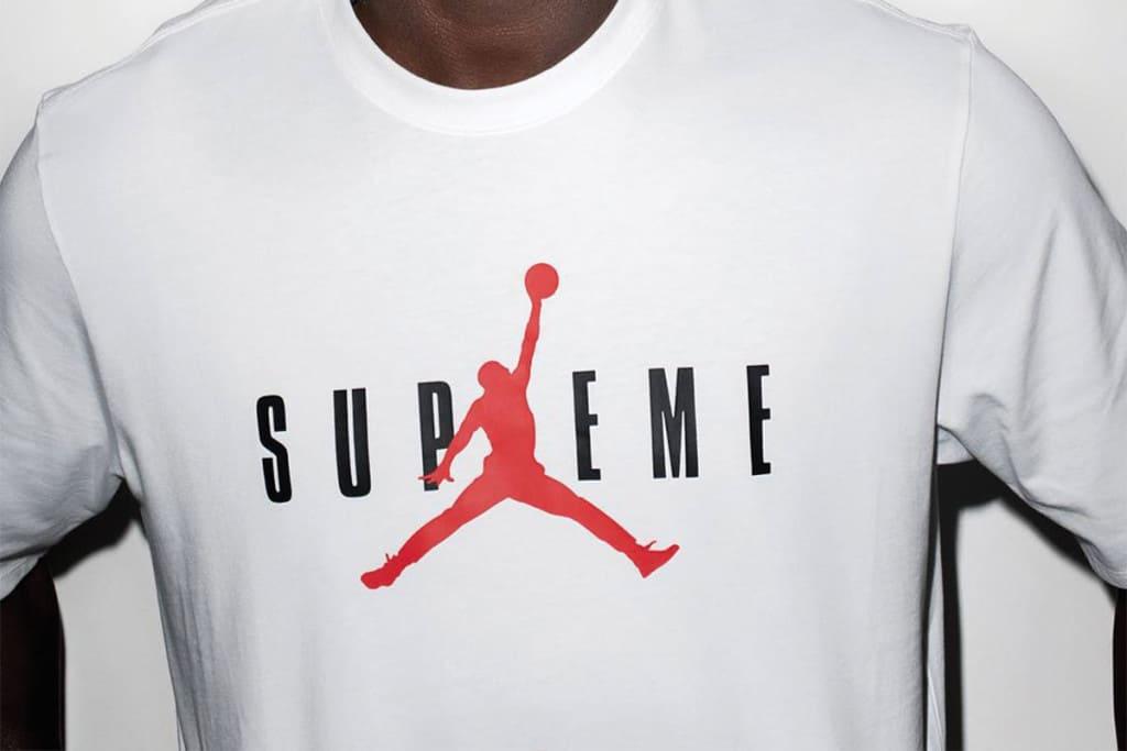 Supreme Air Jordan