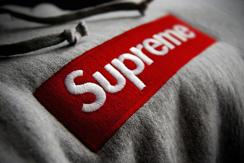 Supreme apparel