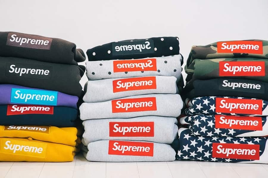Supreme Brand Bogo Hoodies