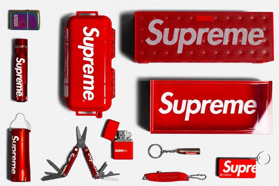 Supreme Brand Items