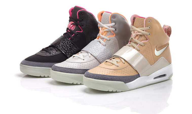 561695f5789e Nike Air Yeezy vs Adidas Yeezy boost