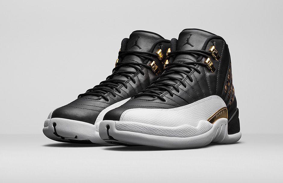 """2dad000c3475 4) Air Jordan 10 """"OVO"""" Nike Air Jordan 12 Retro OVO Black ..."""