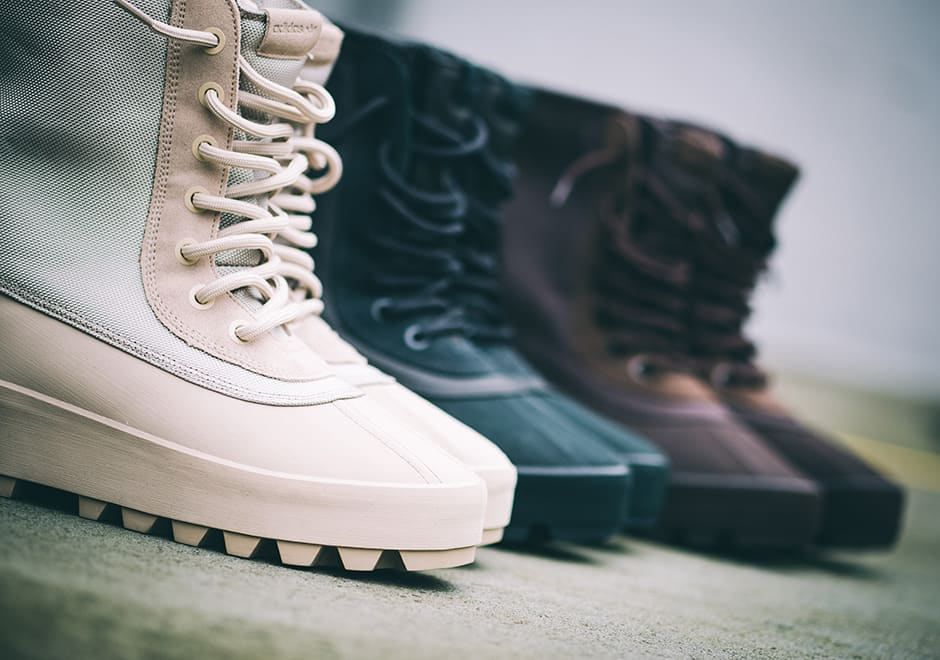 816390cae Adidas Yeezy Boost 950 – A look at famous Yeezy Duck Boot