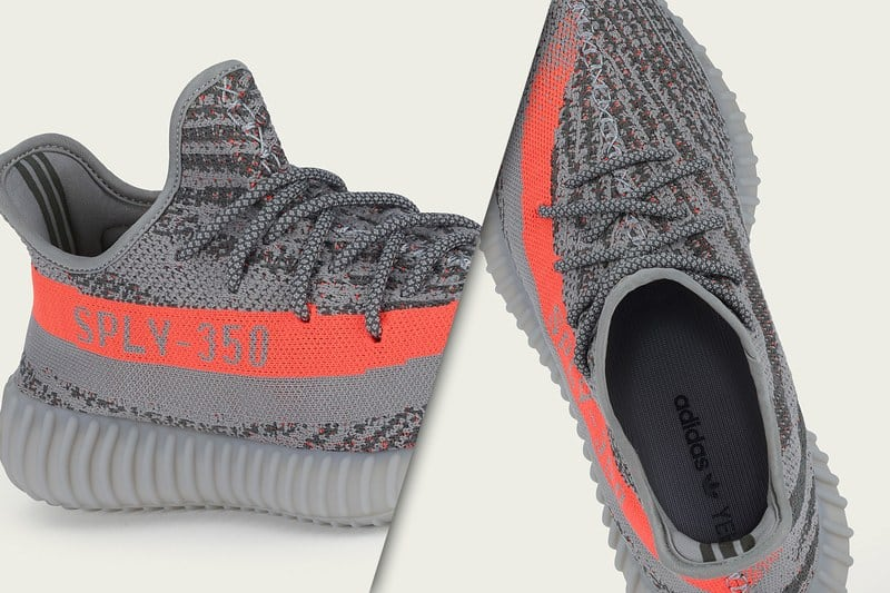 Yeezy Boost 350 V2 SPLY Turtle Dove Glow in the Dark