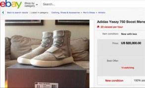 Yeezy Boost resale market