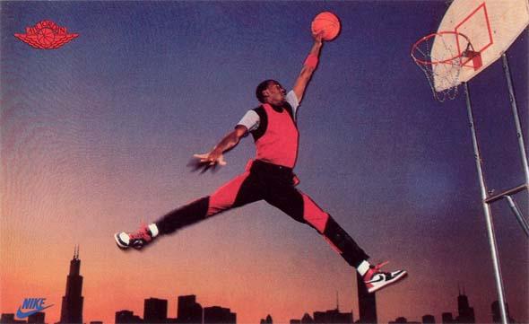 Jodan sneakers Jumpman logo