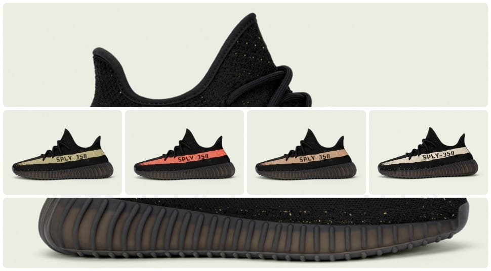 Looking Back At Black Friday S Yeezy Copper Green And Red Release