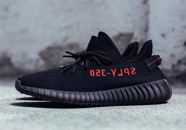 "e509977ed Adidas Yeezy Boost 350 v2 ""Core Black Red"" Early Links"