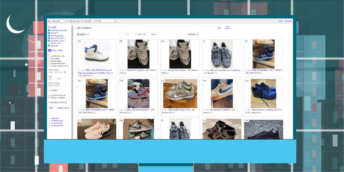 Craigslist Website - AIO Bot
