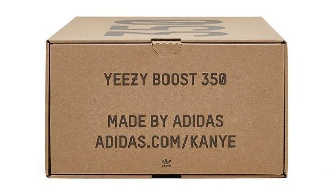 yeezy boost 350 box