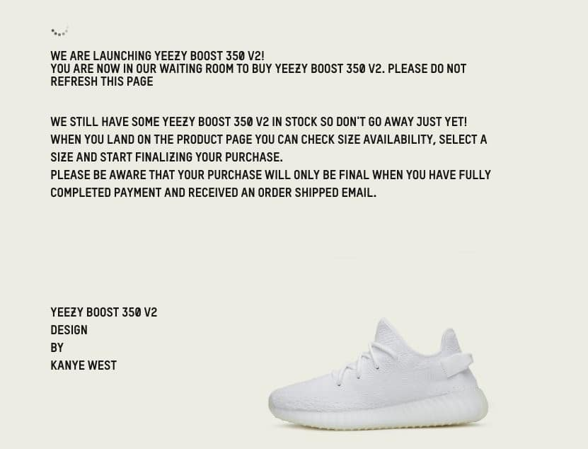 big sale b862b e48b3 Guide to Getting Lucky with Yeezy Boost   AIO bot