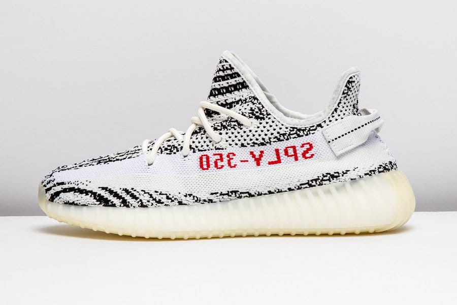 9e195a7d7 Yeezy Zebra Re-Release Latest News