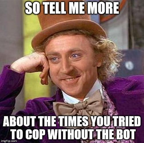 yeezy boost cop