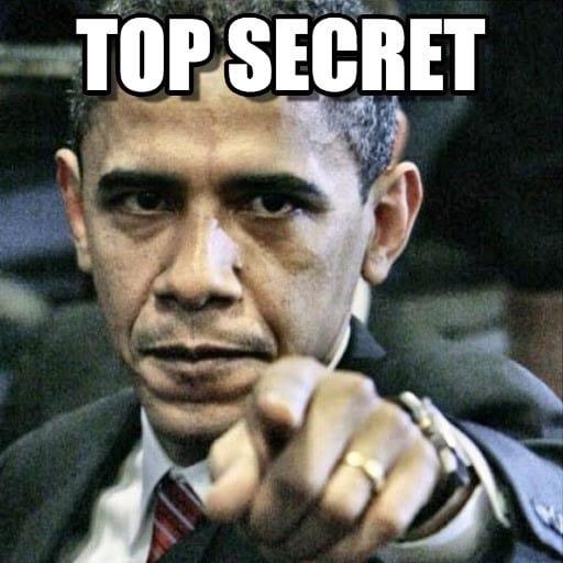 yeezy top secret