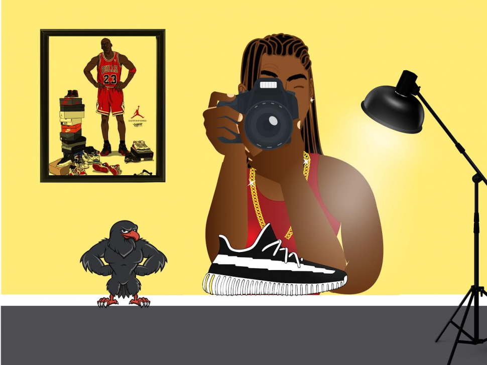 Step by step guide selling Yeezy Boost