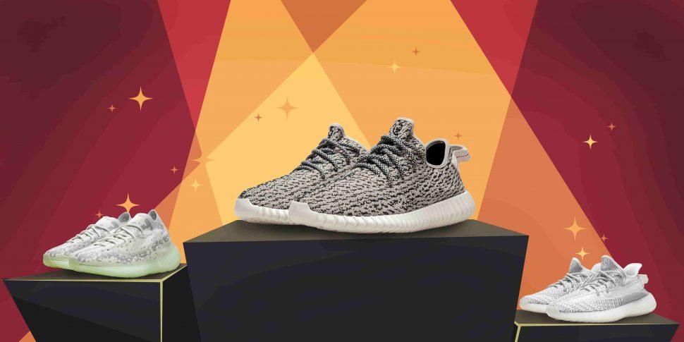 Top Yeezy Boost Sneakers