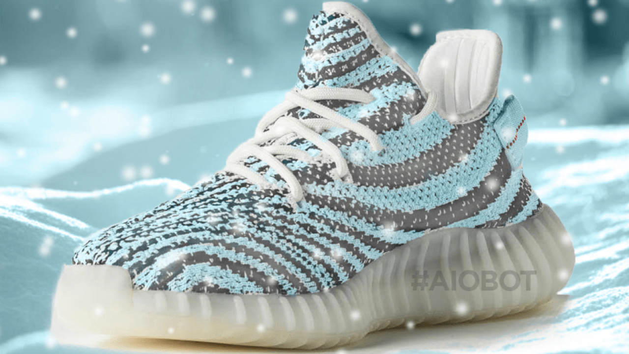 new concept 17499 c7ed6 Winter is coming with adidas Yeezy Boost 350 v2 Blue Tint ...