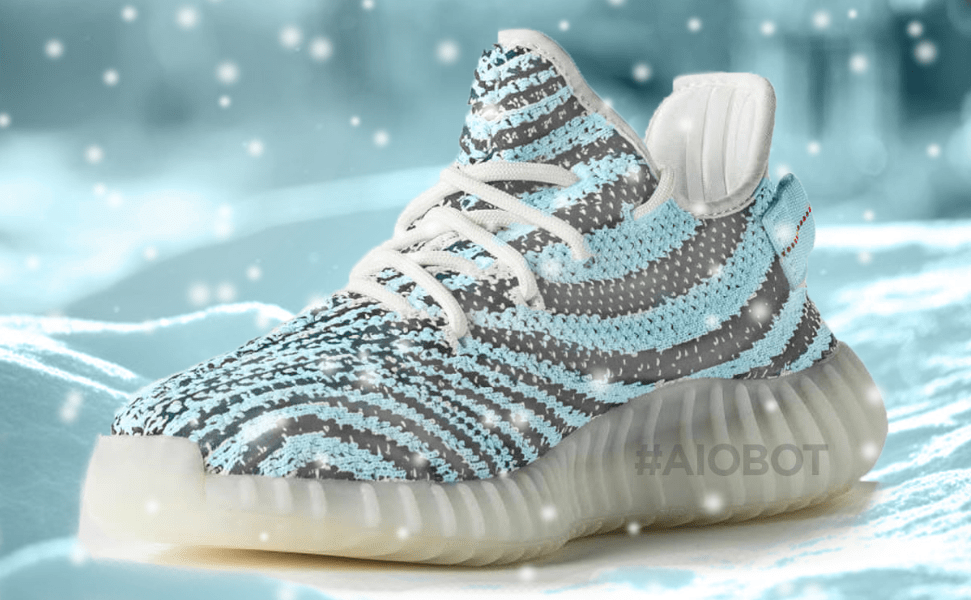 e9c2743d13de Winter is coming with adidas Yeezy Boost 350 v2 Blue Tint