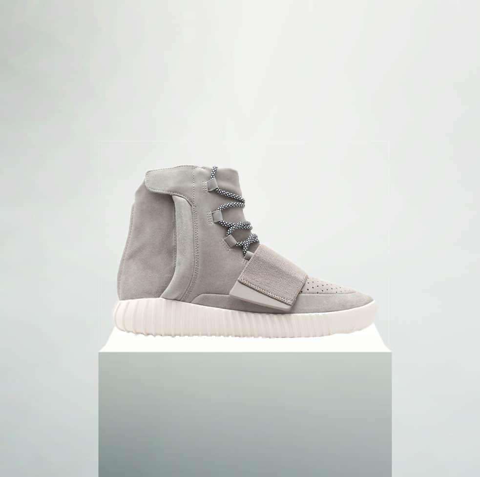 adidas Yeezy Boost 750 Grey White