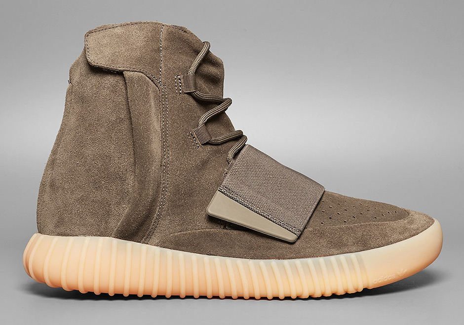 c9f2c6dc67c Adidas Yeezy Boost 750 Light Brown. Kanye West s Yeezy line with ...