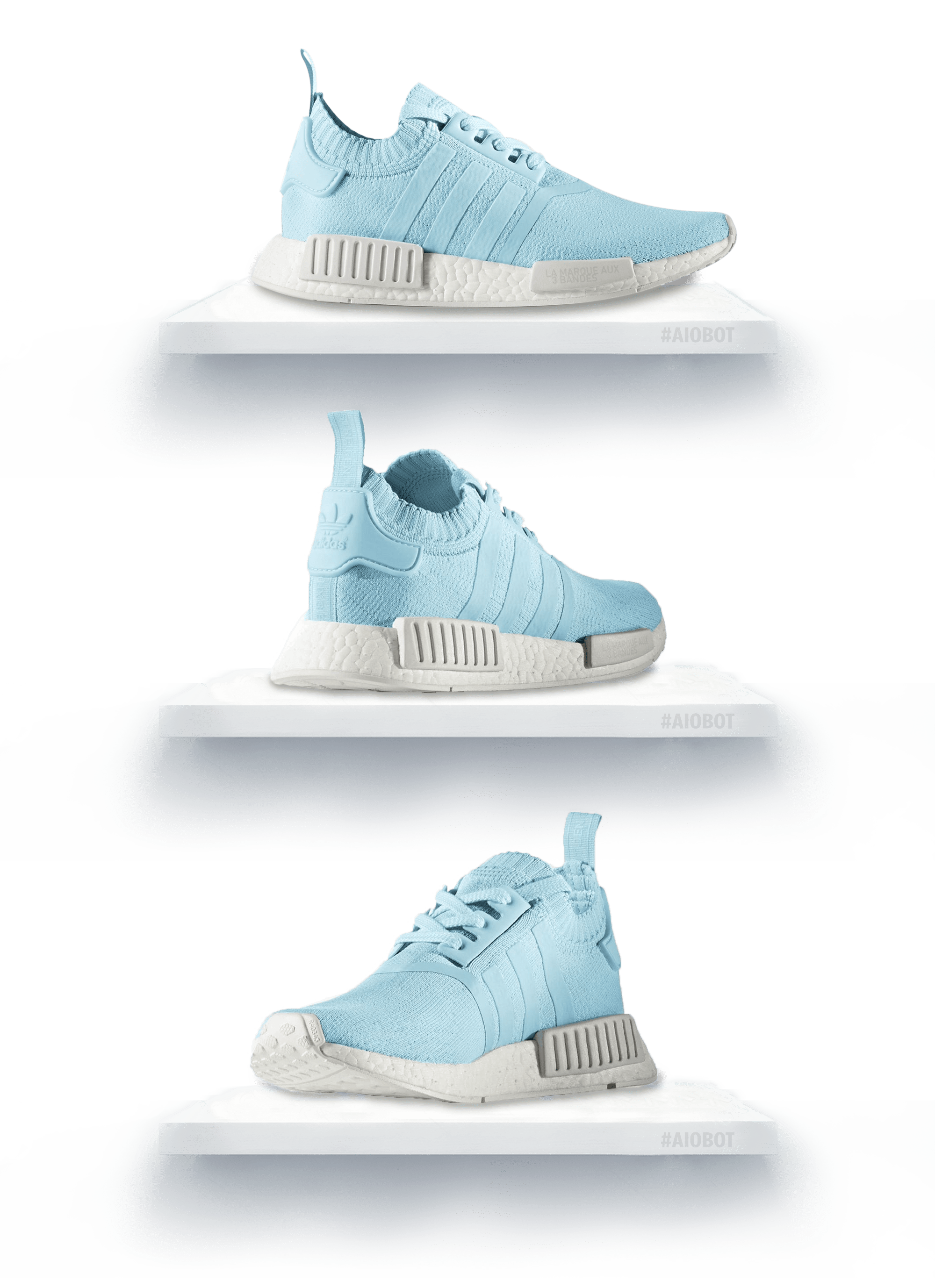 Adidas NMD R1 Ice Blue