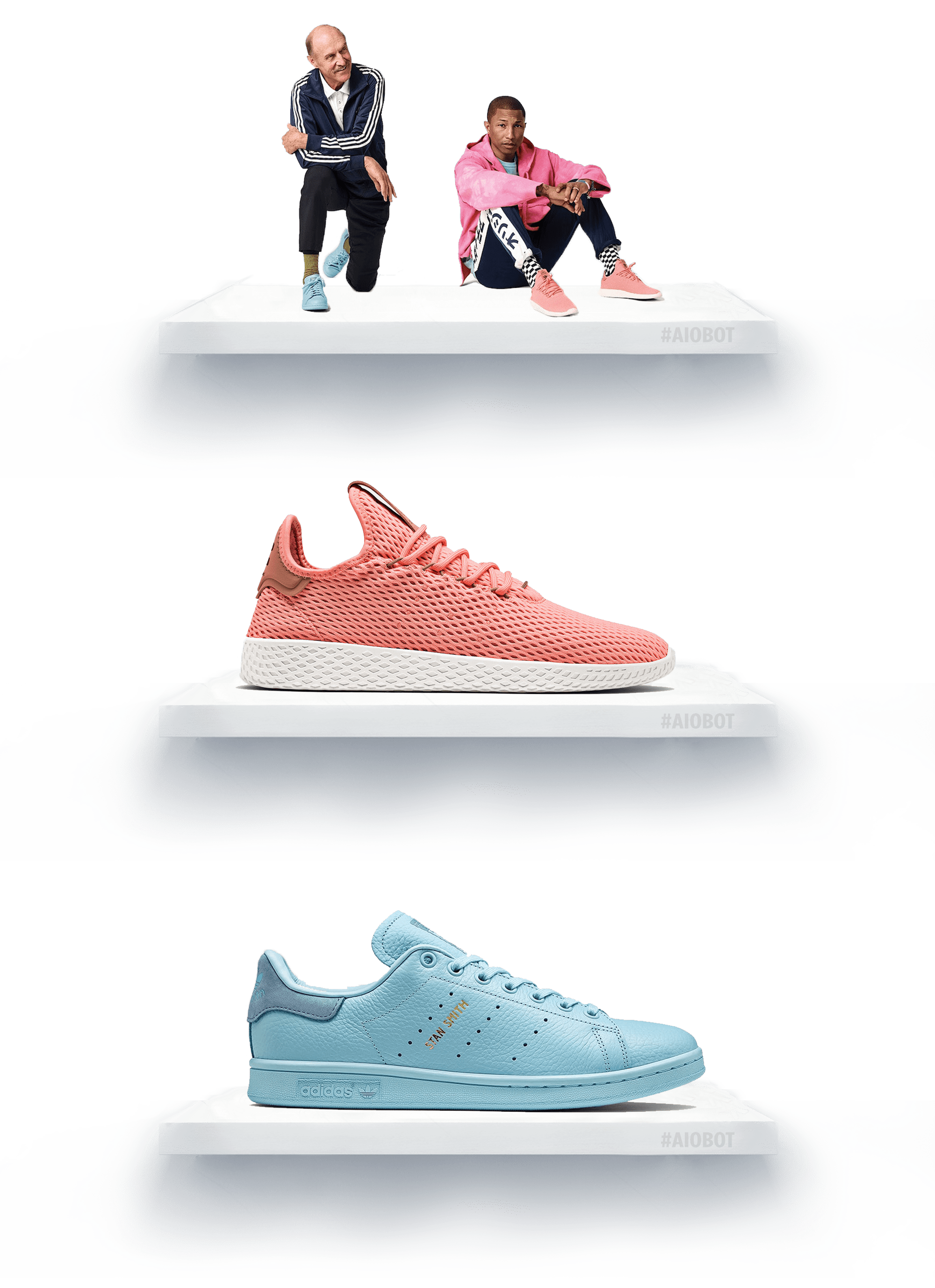 separation shoes a9db1 03ca7 Adidas Tennis Hu x adidas Stan Smith Icons | AIO bot