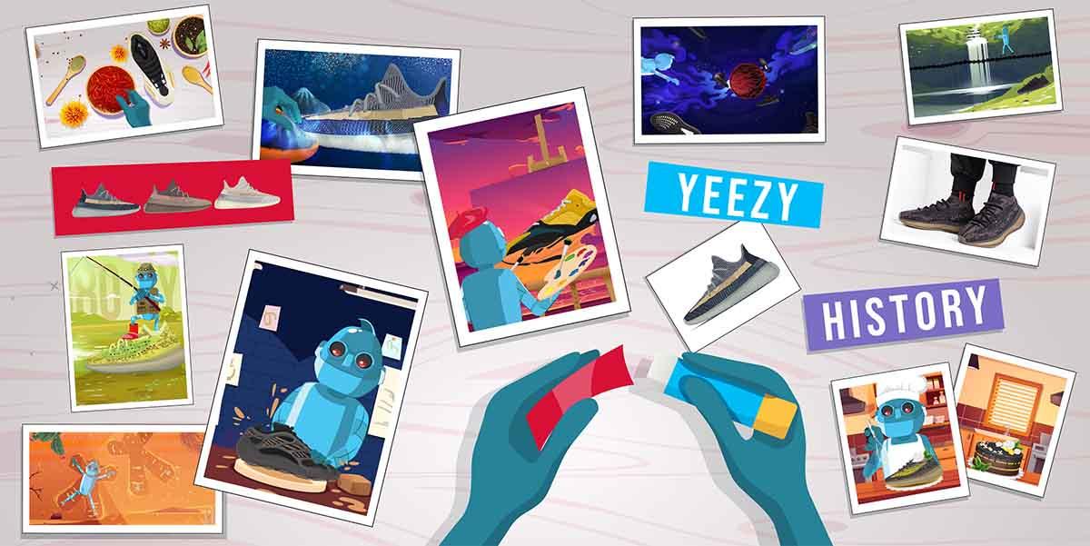 Adidas Yeezy History - Yeezy Sneakers - AIO Bot