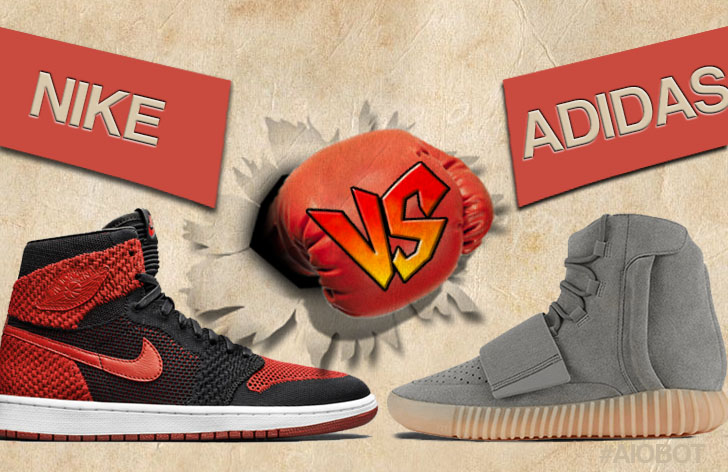 Nike vs Adidas: A fight to dominate the market | AIO bot