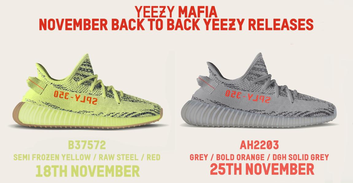 yebra release date