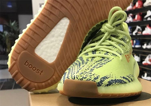 1a77a6b57e0 Yeezy Boost Frozen Yellow Release Date Announced!