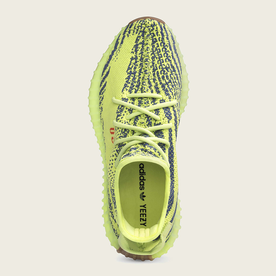 Yeezy Boost 350 v2 Yebra. adidas-semi-frozen-yellow-official-images 5445f99c6