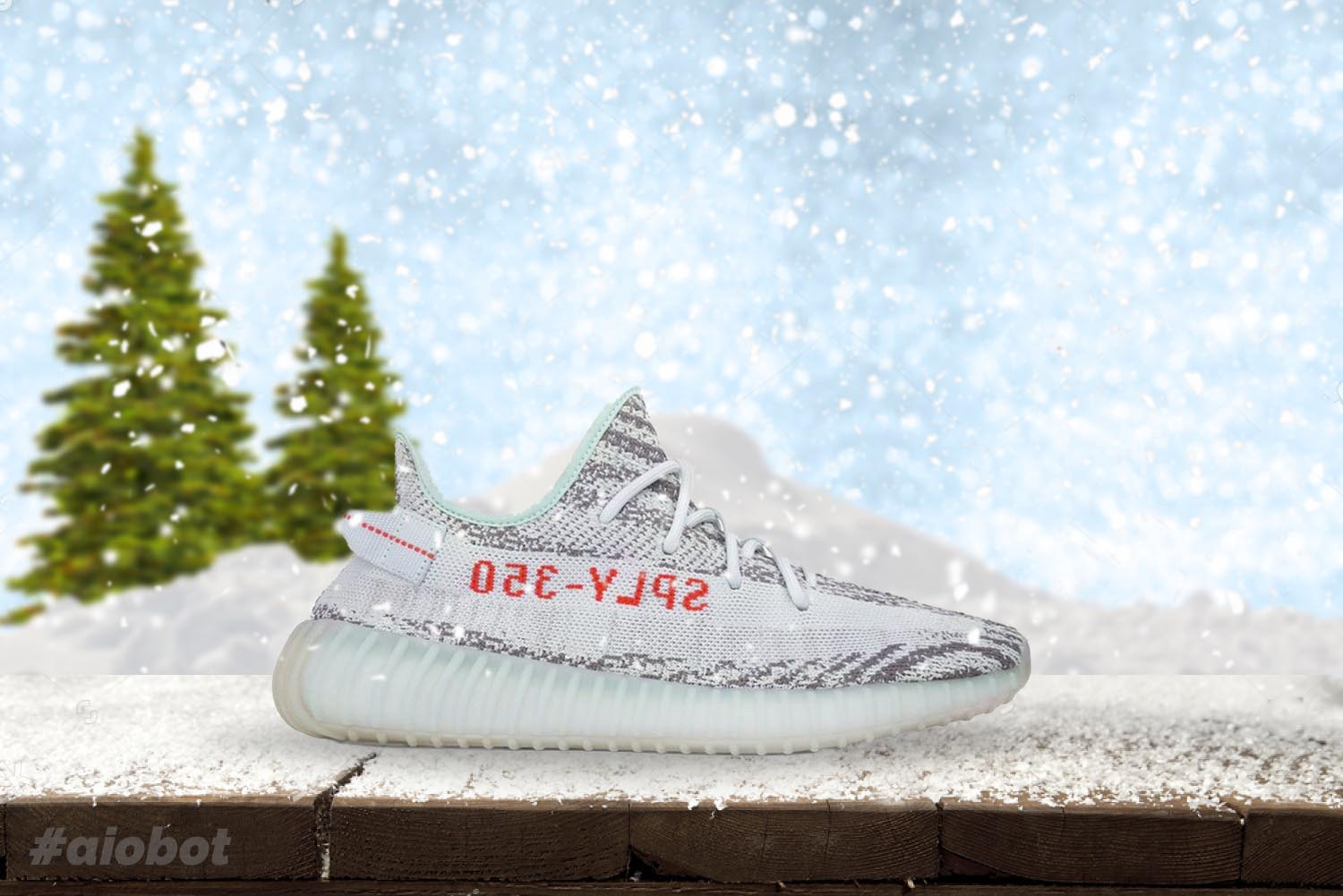 846835655a3b2 The Yeezy Boost Blue Tint  A Sneaker head s last chance
