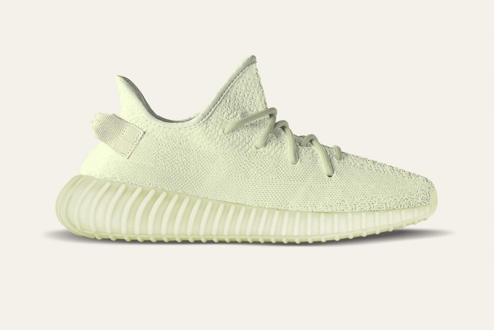 The New Yeezy Boost 350 V2 Ice Yellow Maybe Dropping In June 2018