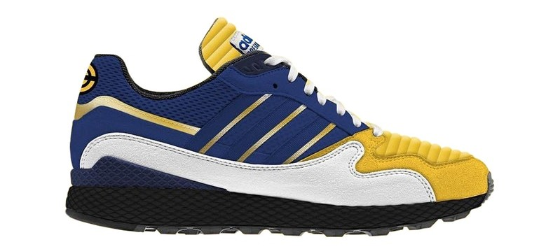 Vegeta Adidas Ultra Tech