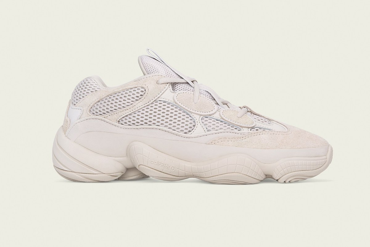 0bc5671e6c416 Adidas Yeezy 500 Blush Release Date Finally Confirmed