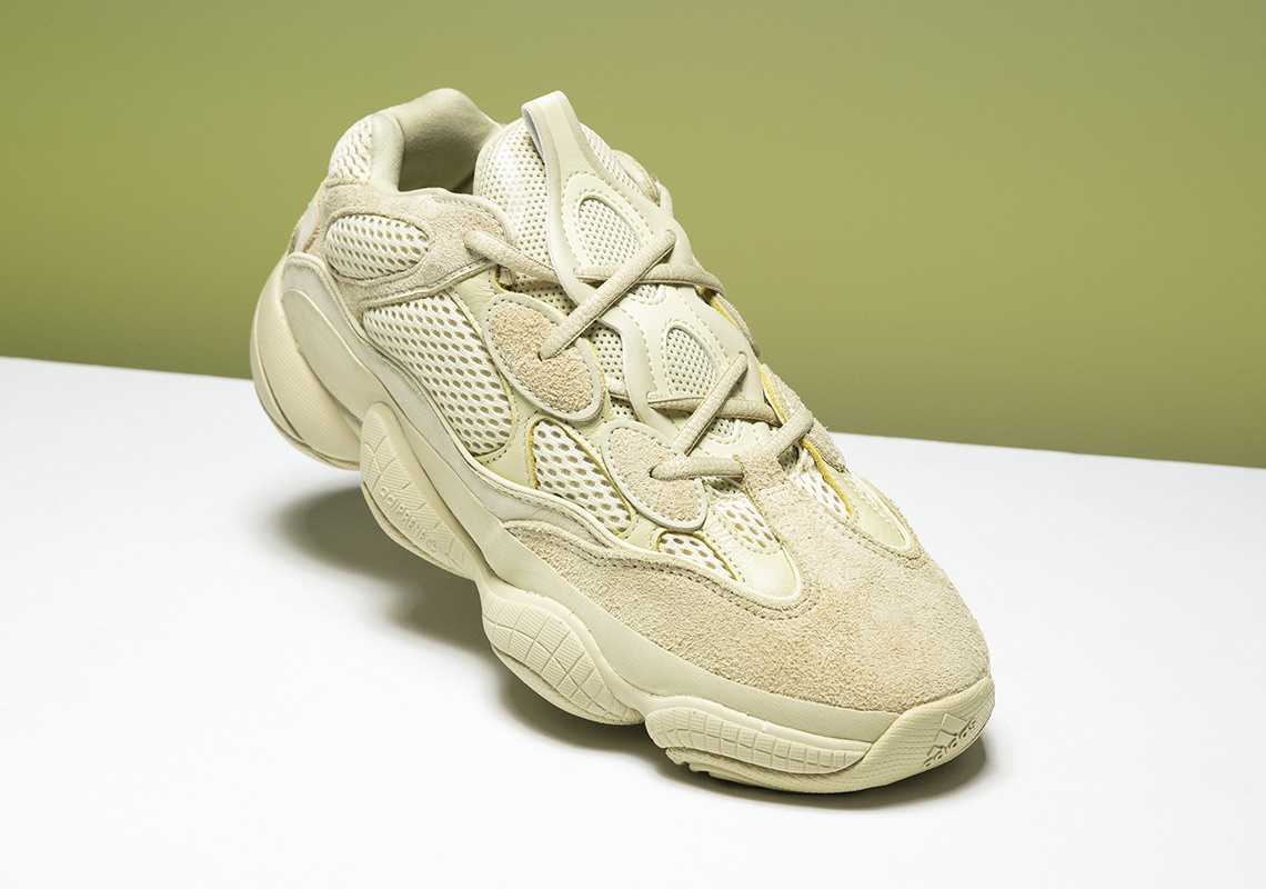detailed look 54b18 2ba38 A Major Discount on The Yeezy 500 Super Moon Yellow | AIO bot