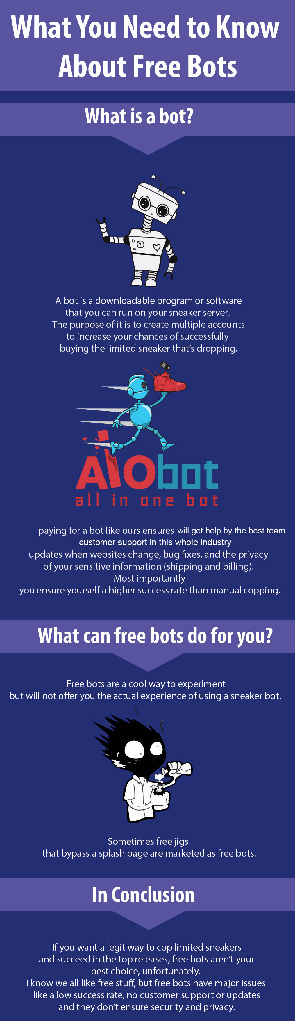 What You Need to Know About Free Bots Before Using Them
