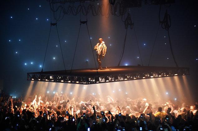 Kanye West Concert