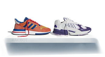 6cd5feaae Adidas Dragon Ball Z  Goku and Frieza Debuting the Collection in August