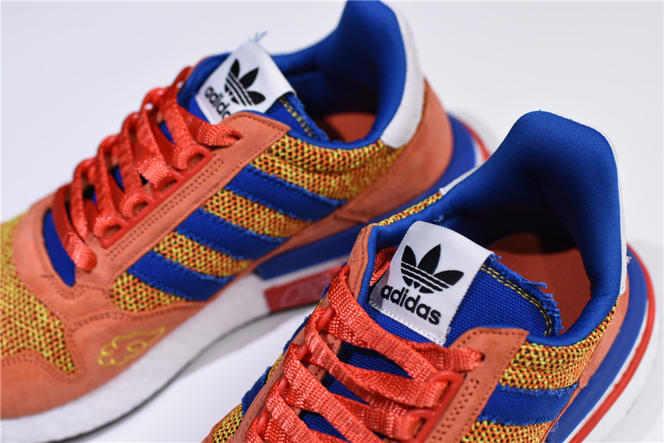 Adidas Dragon Ball Z: Goku and Frieza Debuting the