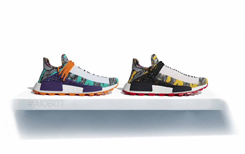 Adidas Pharrell NMD Solar Pack