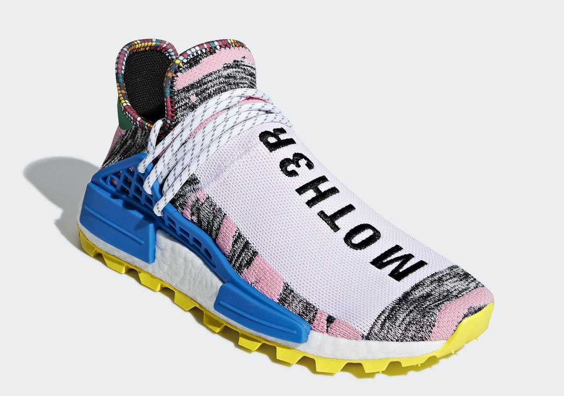 Adidas Pharrell NMD Solar Pack Mother