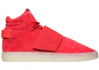 Adidas-Tubular-Invader-Strap-Red