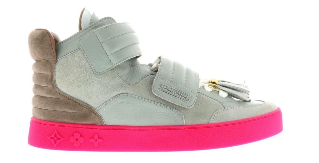 Kanye X Louis Vuitton Jaspers Patchwork