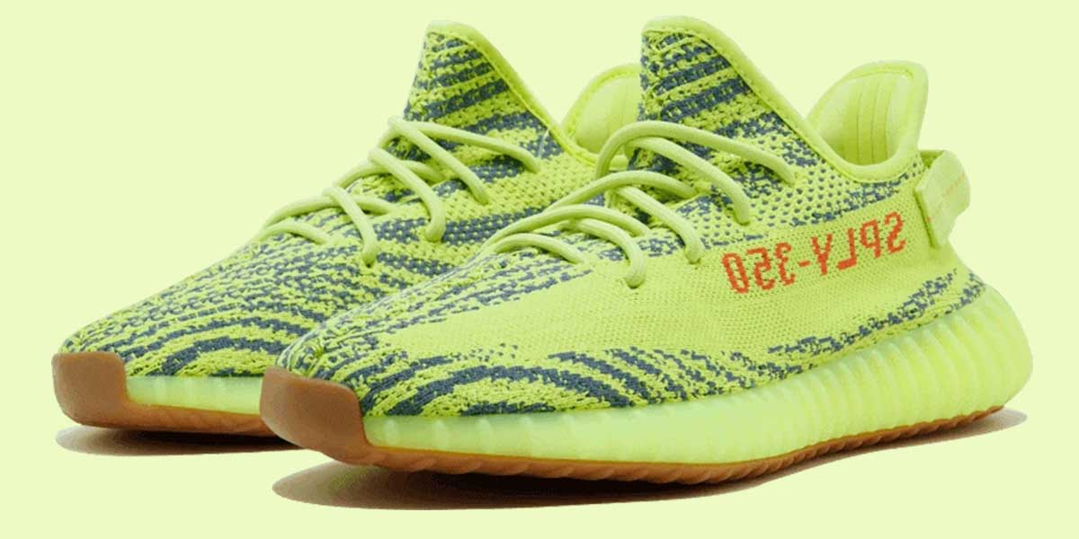 Semi Frozen Yellow Sneakers - AIO Bot