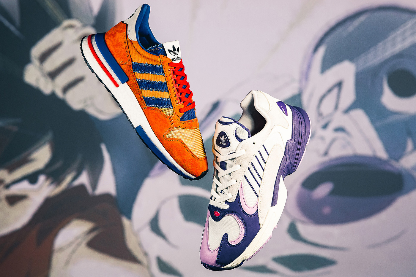 best sneakers d2eb1 1c63b adidas dragon ball z shoes