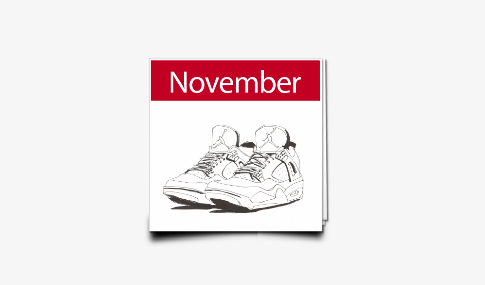 63509ad76 Craziest Month This Year  November Sneaker Releases