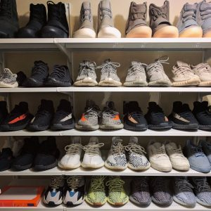 yeezy stock collection