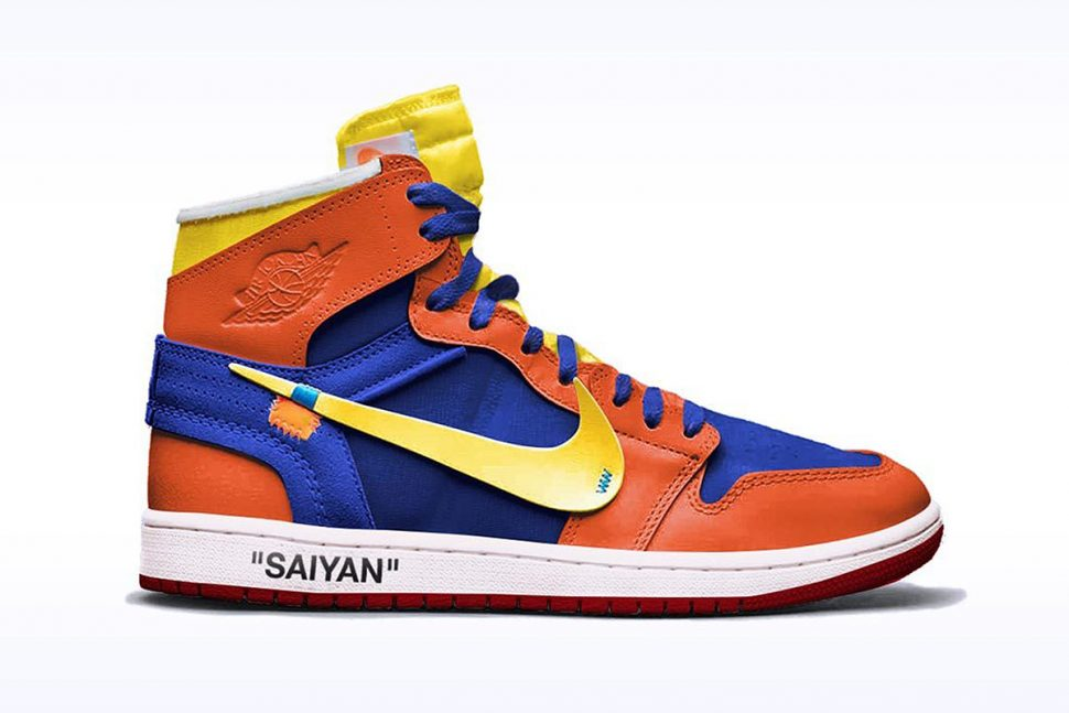 Adidas Dragon Ball Z VS Nike 3